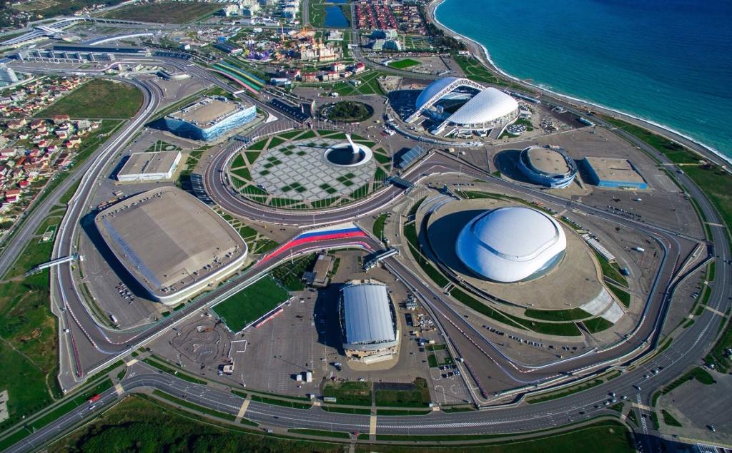 олимпийский парк в сочи фото как добраться прохождение каждого уровня